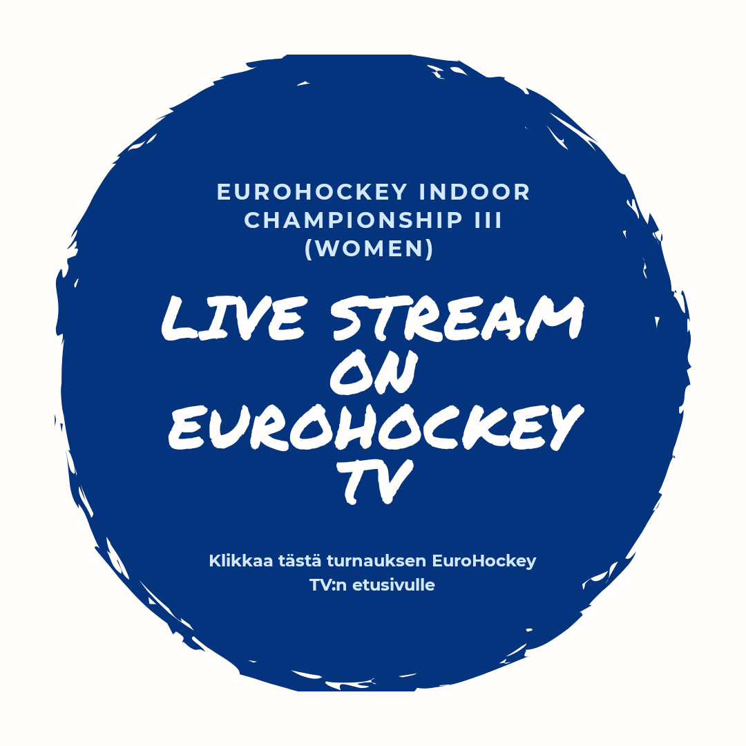 EuroHockey Indoor Championship III Women 2020 Eurohockey TV (karuselli)